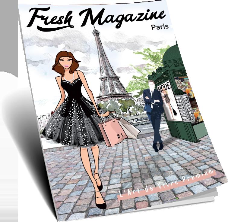 Fresh-Mag-Paris Vu dans la presse et Blog