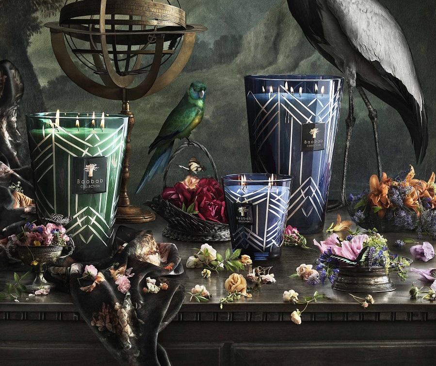 HIGH_SOCIETY_LIPPMANN Top des bougies olfactives pour Noël