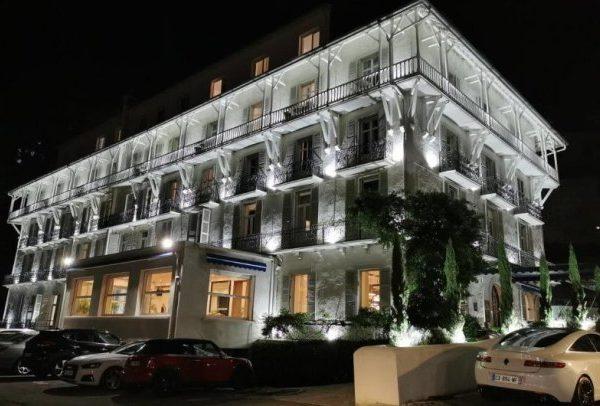cp-lebelfry-5etoiles.002-600x406 L'Hôtel Le Belfry & Spa ***** à Lourdes