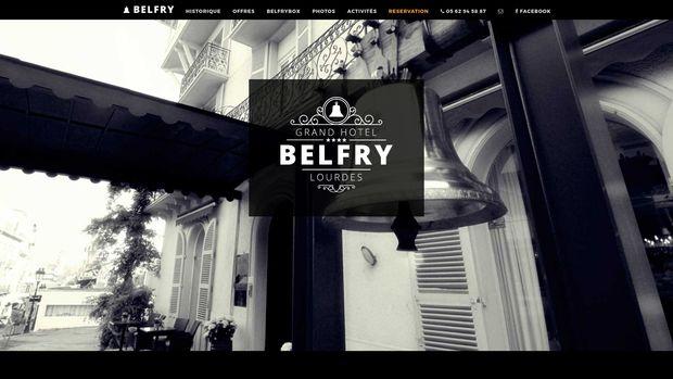 lourdes3 L'Hôtel Le Belfry & Spa ***** à Lourdes