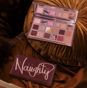 palette-1 La palette Naughty Nude de Huda Beauty