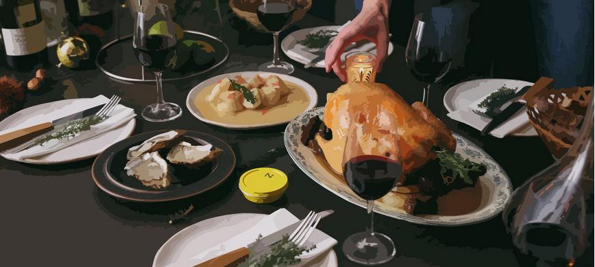 Capture Des produits de terroir pour Noël avec Culinaries