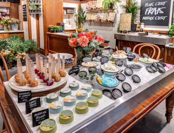 Lush-Myphotoagency-Paris-30102019-104-scaled-1-600x460 Fresh & Flowers - Le Concept Store Lush super frais