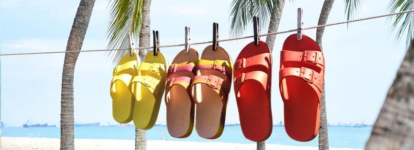 118394907_2692383600977649_4273571671293042991_n Cacatoès, les sandales parfumées au Bubble Gum