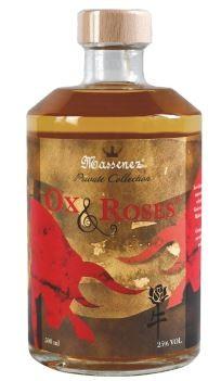 dds Nouvelle liqueur Ox & Roses de La Distillerie Massenez