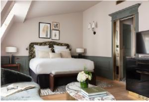 jardin-hotel-300x206 Fêter votre Saint-Valentin dans un hôtel 5 étoiles