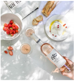 rose2 Notre belle sélection des vins rosés & blancs 2021