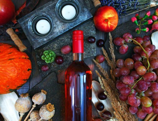 wine-3678885_1280-600x460 Notre belle sélection des vins rosés & blancs 2021