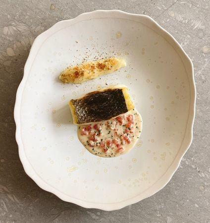 yanik Yannick Alléno - Nouveau chef du restaurant de l'hôtel Hermitage Monte-Carlo