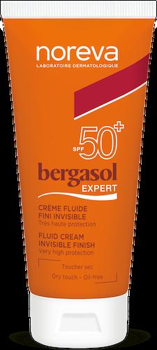 3571940001794_Bergasol_Tube-50ml_SPF50_Crème-Fluide-Fini-Invisible.26332 Best of crèmes solaires été 2021