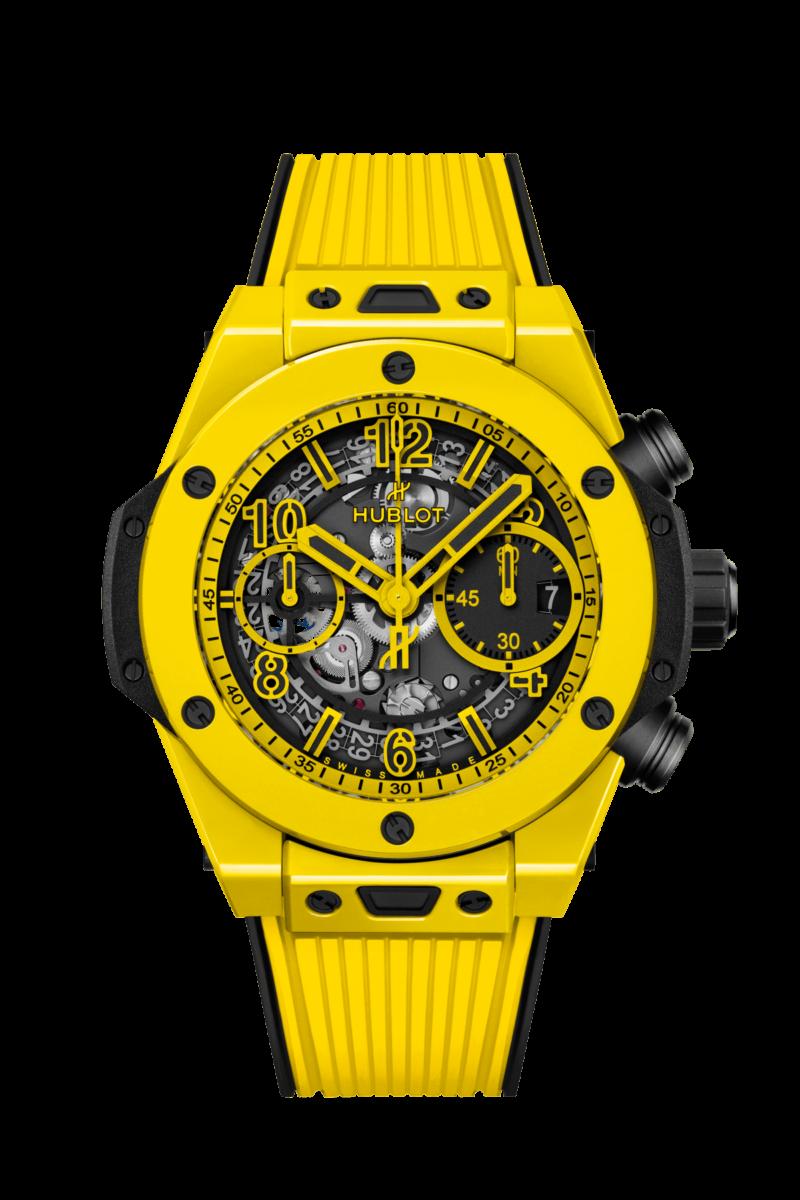 big-bang-unico-yellow-magic-42-mm-soldier Les montres pour homme incontournables de 2021