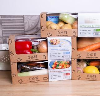 box3 Un concept de box pratique & gourmand