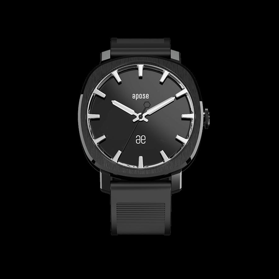 noir-paladium-prestige-watch-automatic Les montres pour homme incontournables de 2021