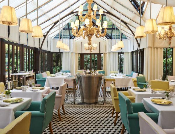 Le-Royal-Monceau-Raffles-Paris-Restaurant-Il-Carpaccio-600x460 La réouverture du ROYAL MONCEAU