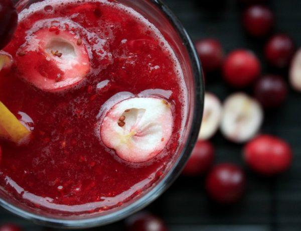 cranberries-1334507_1280-600x460 La boisson engagée d'OCEAN SPRAY