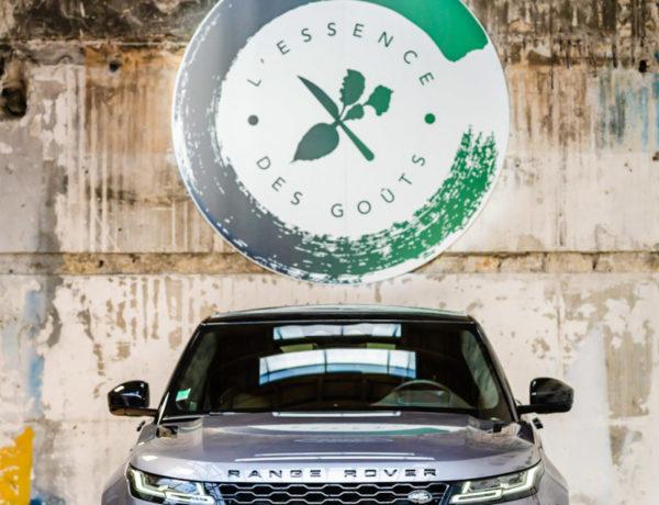 Land-Rover_7-600x460 L'Essence des goûts : Land Rover X Amandine Chaignot
