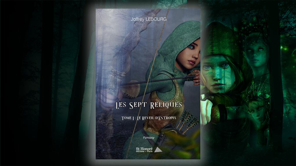 septreliquesjf Les Sept Reliques : Joffrey Lebourg dévoile sa nouvelle saga