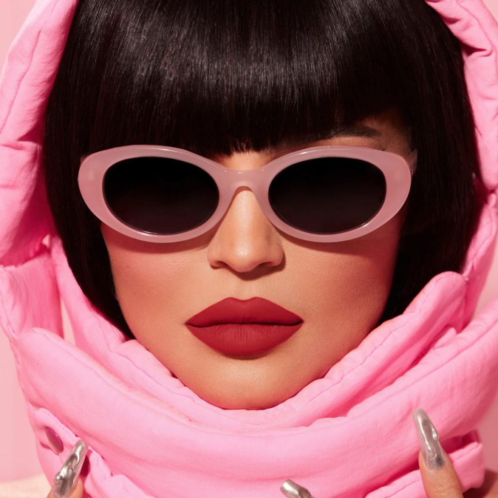 Kylie-Cosmetics-Kylie-Jenner-Look-2-exclusivite-Nocibe-1-1024x1024 Because Kylie Cosmetics est arrivé en France en exclusivité chez Nocibé