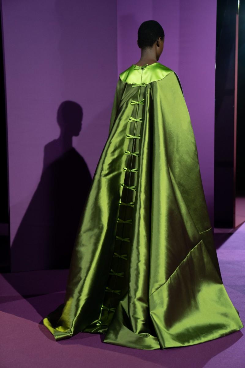 "LOOK11DOS Alexis Mabille : collection ""Femme-Fleur"""