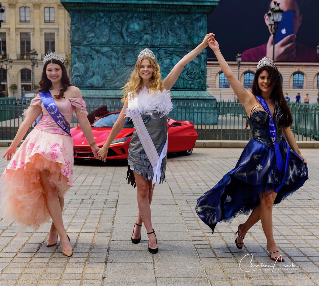 Logo-1 Miss Europe-Asia : nouveau concours international