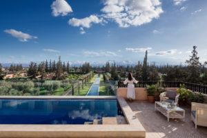 Terrace-Royal-Suite-300x200 La Villa Royale : Signature de L'Oberoi, Marrakech