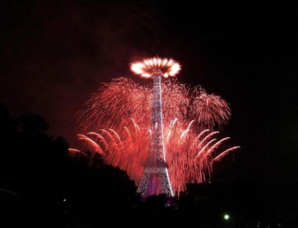 fireworks-654117_1920-600x460 Sélection d'endroit pour voir le feu d'artifice du 14 juillet