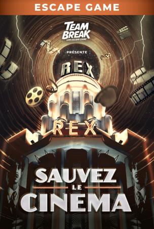 escapade-game La Team BREAK au Grand REX