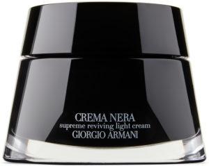 giorgio-armani-creme-legere-vivifiante-crema-nera-supreme-light-50-ml-300x239 UNE SÉLECTION PÉTILLANTE DE SOINS REVITALISANTS