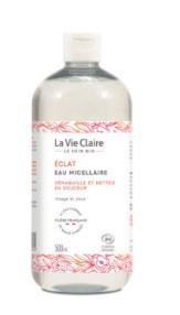 lavie1 La Vie Claire lance sa 1ère gamme de cosmétiques