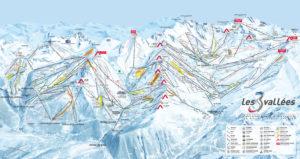 Meribel-PlanPistes-300x159 Escapade à la montagne ! Nos bonnes adresses à Méribel