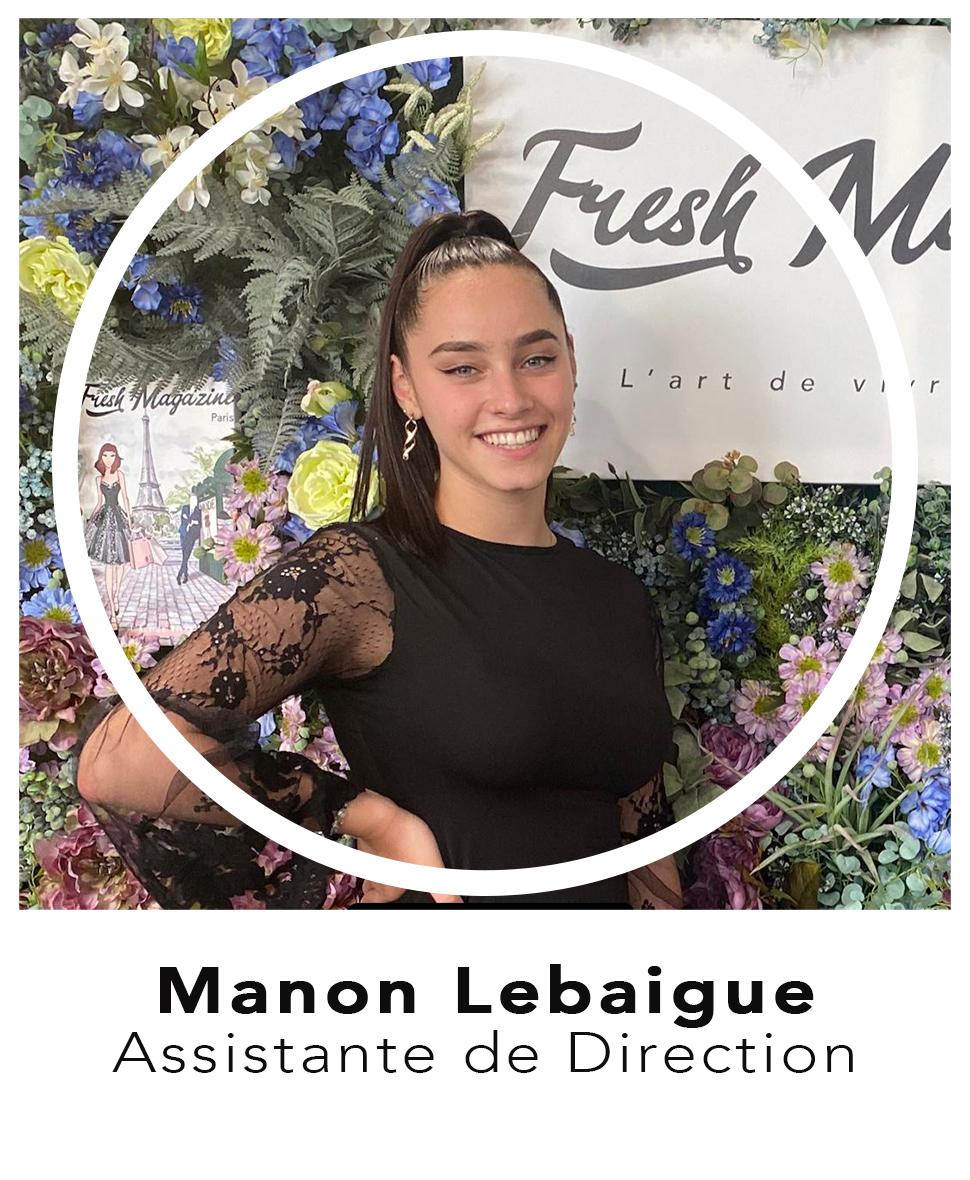 Manon_Lebaigue Fresh Team